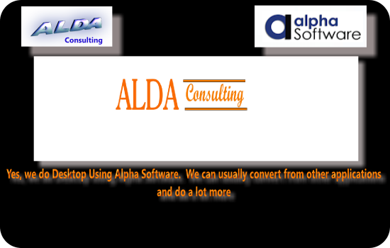 Alpha Software Desktop Work Freelancer